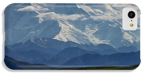 IPhone 5c Case featuring the photograph Denali by Gary Lengyel