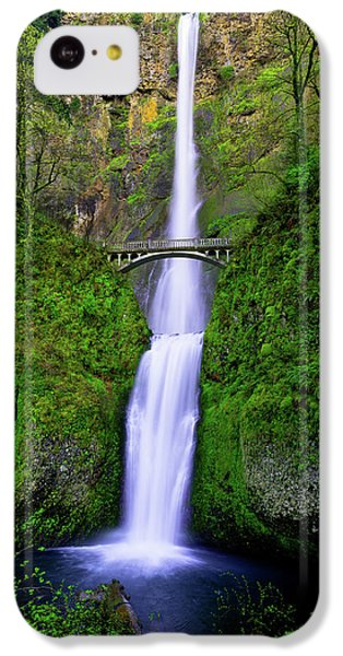 Fairy iPhone 5c Case - Multnomah Dream by Chad Dutson