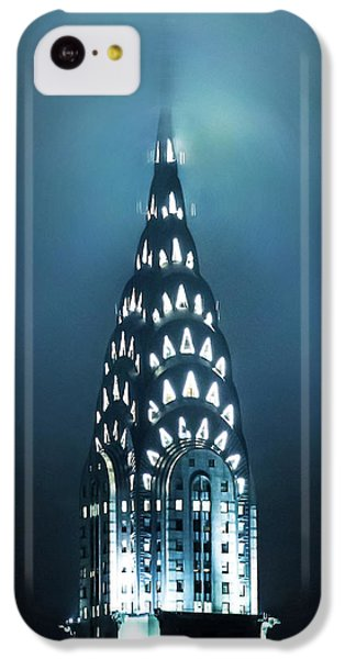Mystical Spires IPhone 5c Case by Az Jackson