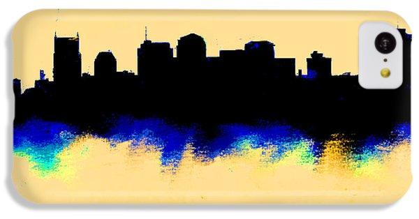 Nashville  Skyline  IPhone 5c Case