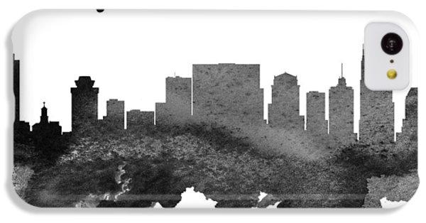 Nashville Tennessee Skyline 18 IPhone 5c Case