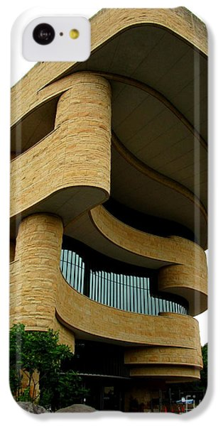 National Museum Of The American Indian 1 IPhone 5c Case by Randall Weidner