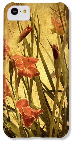 Nature's Chaos In Spring IPhone 5c Case by Jessica Jenney