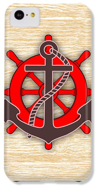 Nautical Collection IPhone 5c Case