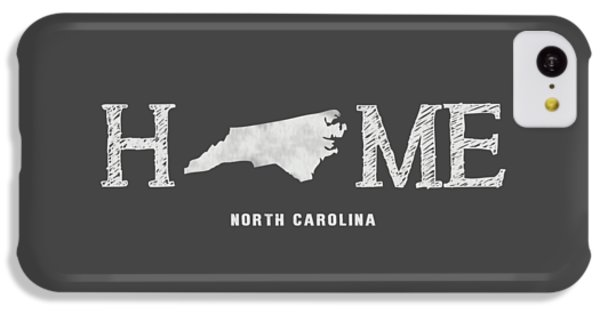 Nc Home IPhone 5c Case by Nancy Ingersoll