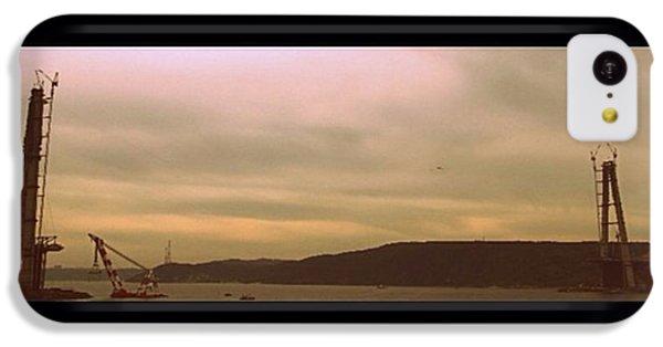 #üçüncüköprü #köprü #bridge IPhone 5c Case
