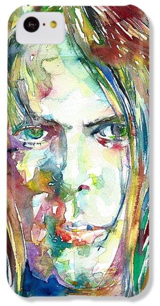 Neil Young Portrait IPhone 5c Case