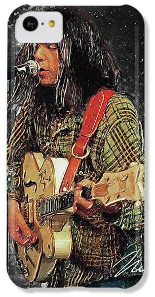 Neil Young IPhone 5c Case