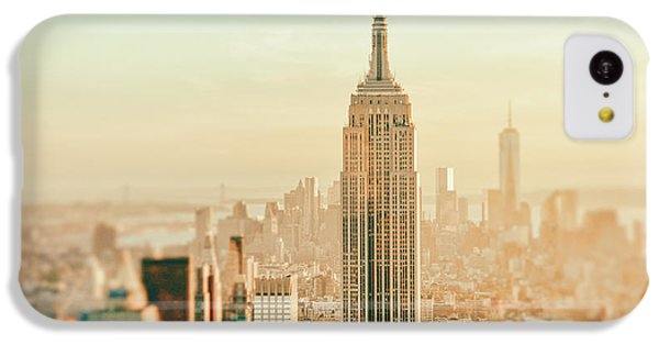 New York City - Skyline Dream IPhone 5c Case by Vivienne Gucwa