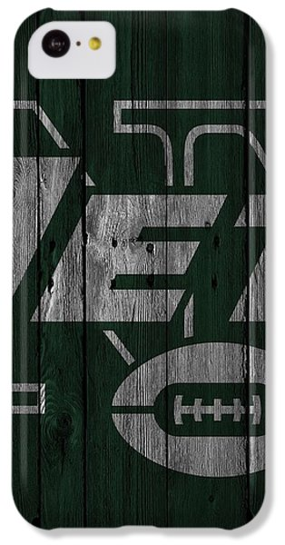 New York Jets Wood Fence IPhone 5c Case