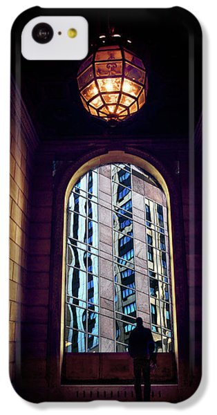 IPhone 5c Case featuring the photograph New York Perspective by Jessica Jenney