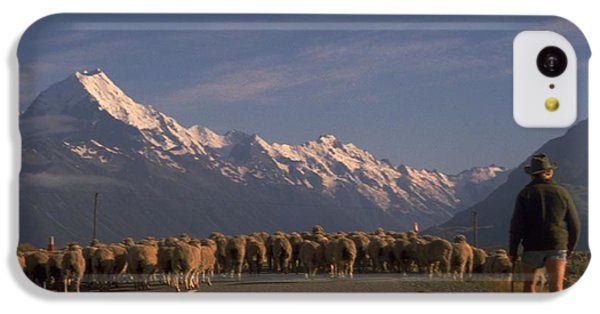 New Zealand Mt Cook IPhone 5c Case