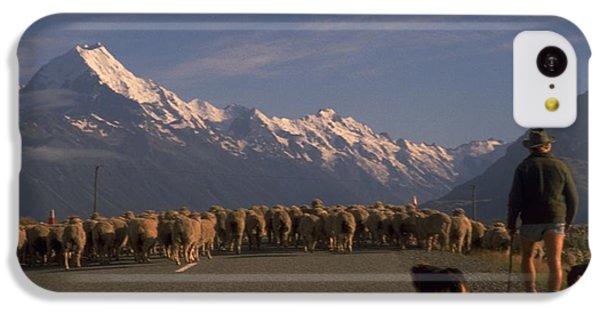 New Zealand Mt Cook IPhone 5c Case