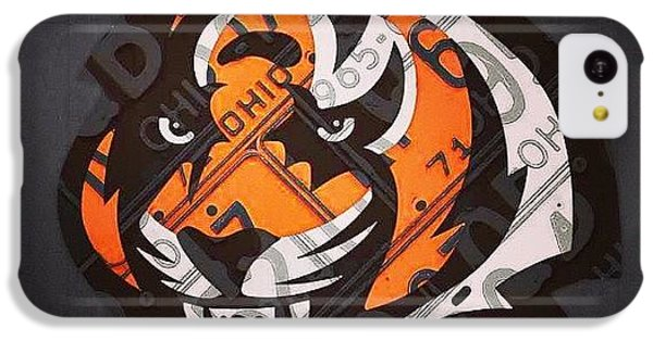 Sport iPhone 5c Case - Nfl Playoffs Continue Today - Who Are by Design Turnpike