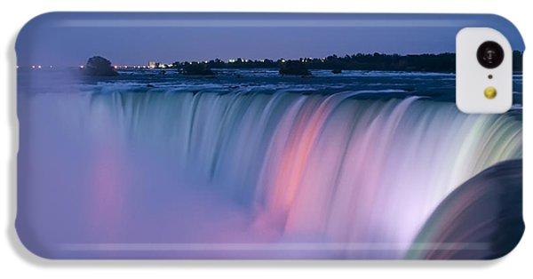 Niagara Falls At Dusk IPhone 5c Case