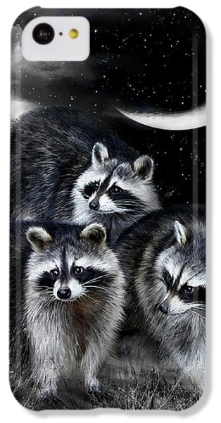 Night Bandits IPhone 5c Case