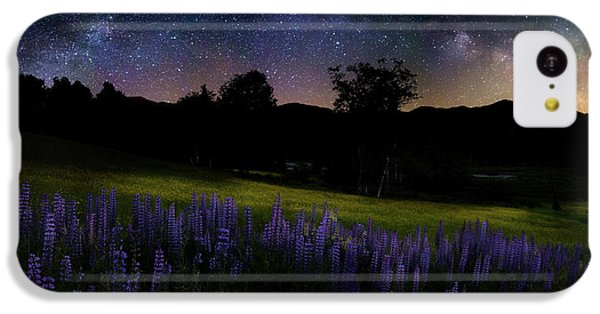 IPhone 5c Case featuring the photograph Night Flowers by Bill Wakeley
