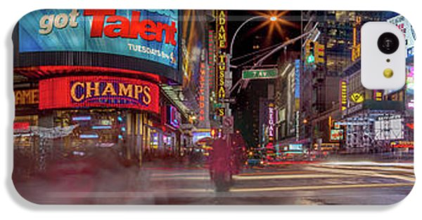 Nights On Broadway IPhone 5c Case by Az Jackson