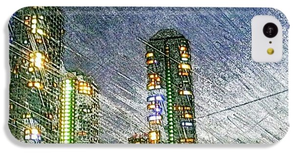Tokyo River IPhone 5c Case by Daisuke Kondo
