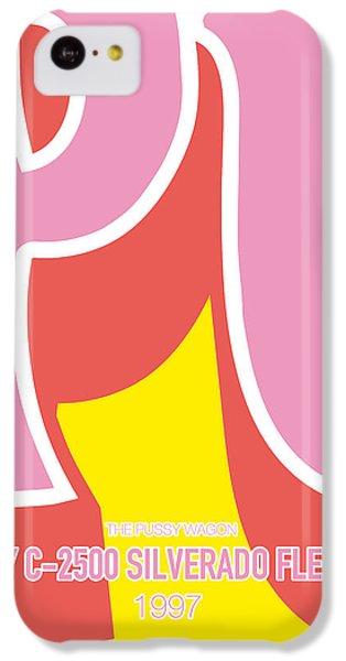 Duke iPhone 5c Case - No013 My Kill Bill Minimal Movie Car Poster by Chungkong Art
