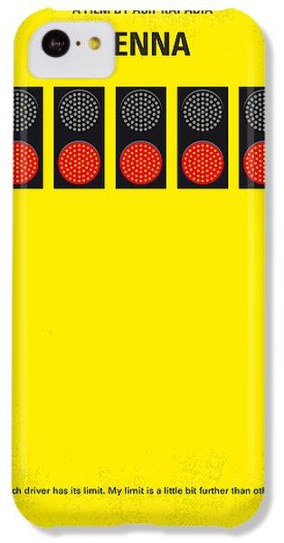 South America iPhone 5c Case - No075 My Senna Minimal Movie Poster by Chungkong Art