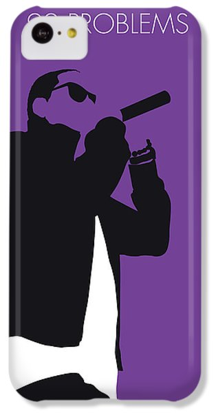 No101 My Jay-z Minimal Music Poster IPhone 5c Case