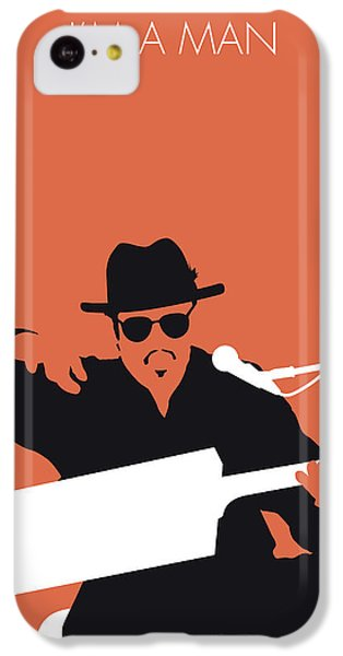 Rhythm And Blues iPhone 5c Case - No103 My Bo Diddley Minimal Music Poster by Chungkong Art