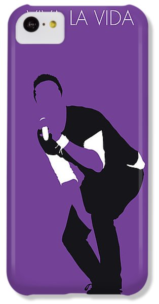 Coldplay iPhone 5c Case - No121 My Coldplay Minimal Music Poster by Chungkong Art