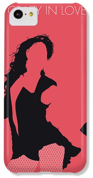 Rhythm And Blues iPhone 5c Case - No122 My Beyonce Minimal Music Poster by Chungkong Art