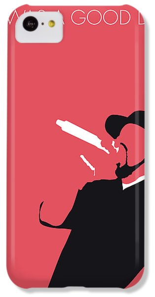 Rhythm And Blues iPhone 5c Case - No132 My Ice Cube Minimal Music Poster by Chungkong Art