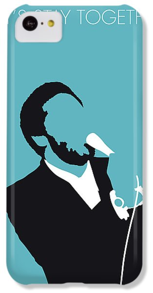 Rhythm And Blues iPhone 5c Case - No135 My Al Green Minimal Music Poster by Chungkong Art