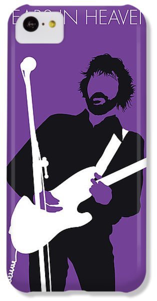 Eric Clapton iPhone 5c Case - No141 My Eric Clapton Minimal Music Poster by Chungkong Art