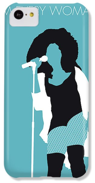 Rhythm And Blues iPhone 5c Case - No155 My Chaka Khan Minimal Music Poster by Chungkong Art