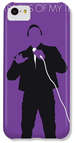 Rhythm And Blues iPhone 5c Case - No161 My Smokey Robinson Minimal Music Poster by Chungkong Art