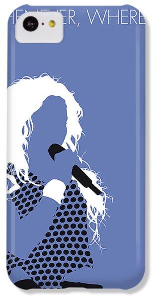 Shakira iPhone 5c Case - No168 My Shakira Minimal Music Poster by Chungkong Art