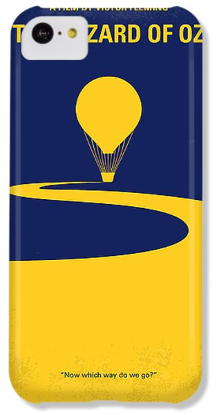 No177 My Wizard Of Oz Minimal Movie Poster IPhone 5c Case by Chungkong Art