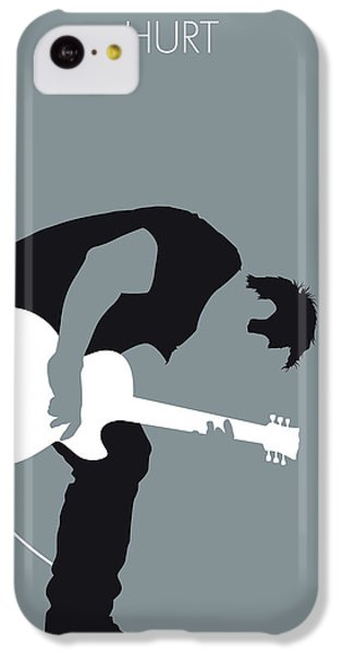 Johnny Cash iPhone 5c Case - No197 My Nine Inch Nails Minimal Music Poster by Chungkong Art