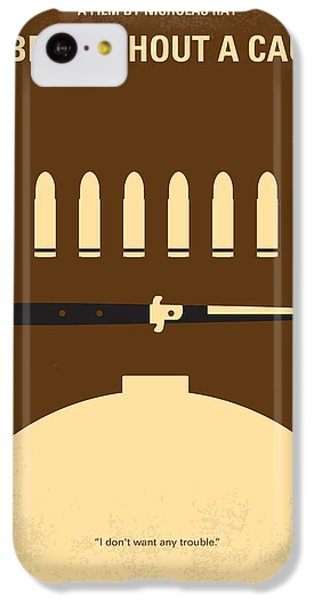 No318 My Rebel Without A Cause Minimal Movie Poster IPhone 5c Case by Chungkong Art