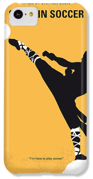 No480 My Shaolin Soccer Minimal Movie Poster IPhone 5c Case