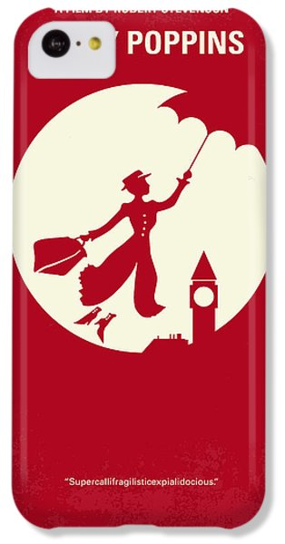 No539 My Mary Poppins Minimal Movie Poster IPhone 5c Case