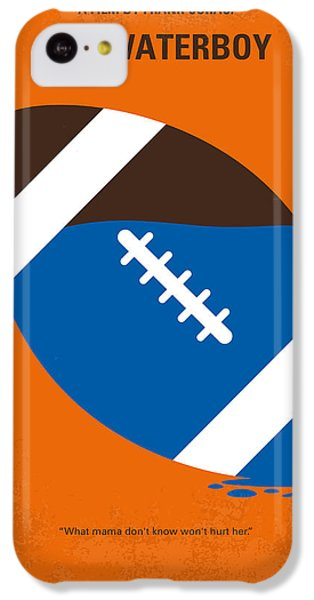 No580 My The Waterboy Minimal Movie Poster IPhone 5c Case