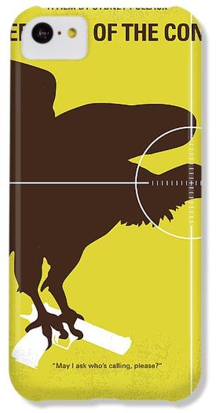 No659 My Three Days Of The Condor Minimal Movie Poster IPhone 5c Case