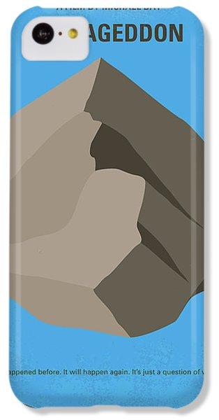 No695 My Armageddon Minimal Movie Poster IPhone 5c Case