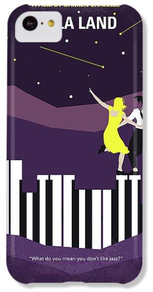 No756 My La La Land Minimal Movie Poster IPhone 5c Case