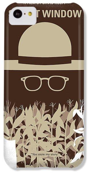 No830 My Secret Window Minimal Movie Poster IPhone 5c Case