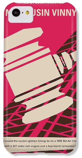 No852 My Cousin Vinny Minimal Movie Poster IPhone 5c Case