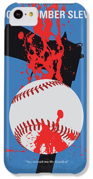 Fairy iPhone 5c Case - No880 My Lucky Number Slevin Minimal Movie Poster by Chungkong Art
