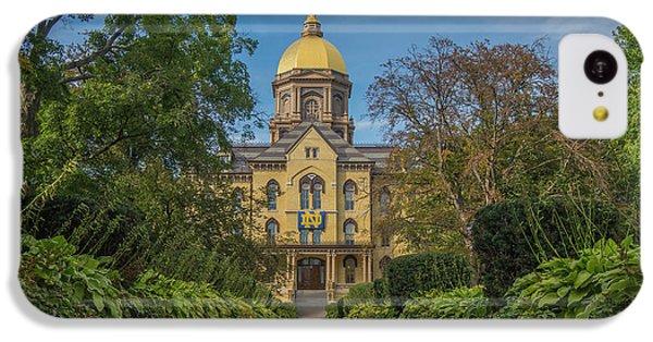 Notre Dame University Q IPhone 5c Case