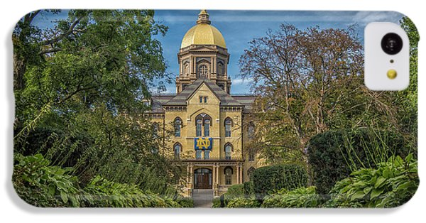 Notre Dame University Q1 IPhone 5c Case