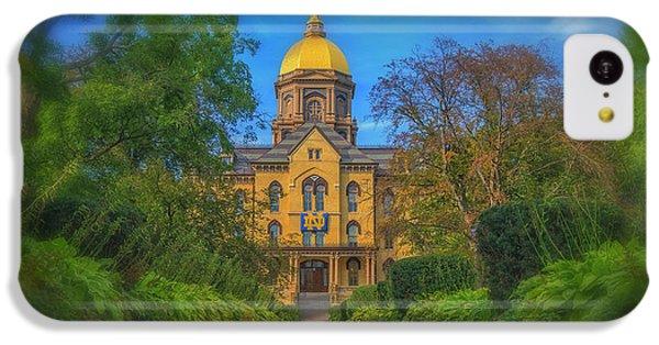 Notre Dame University Q2 IPhone 5c Case